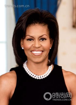 米歇尔·奥巴马    新任美国第一夫人