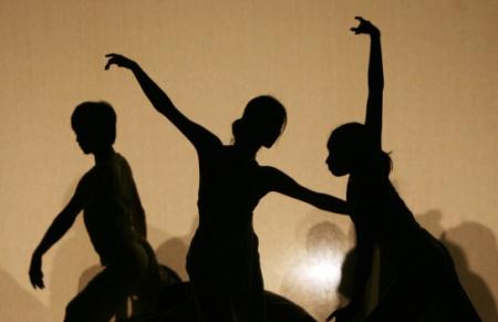 韩国ywan舞蹈团现代舞专场