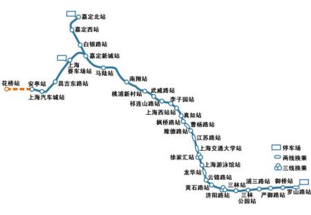 地铁11号线将延至昆山花桥 有望2012年通车(图