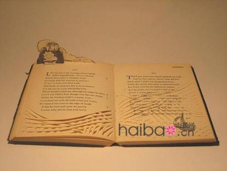 回忆里淡淡的书香味道!图片