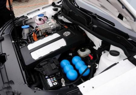 朗逸电动车将国产 百公里能耗不足10元高清图片