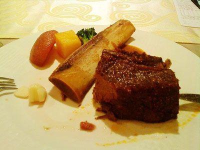 王品台塑牛排-上海好吃的牛排和甜品哪里吃