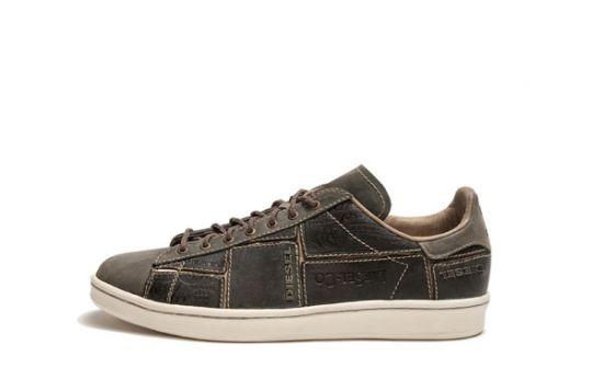 diesel与adidas originals打造全新限量版运动鞋系列