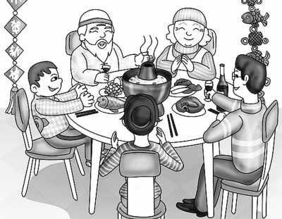火锅涮菜经常会有一些动物内脏