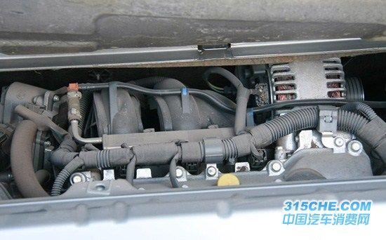 小车内部结构图片