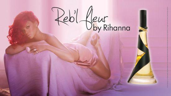 Rihanna首支香水上市