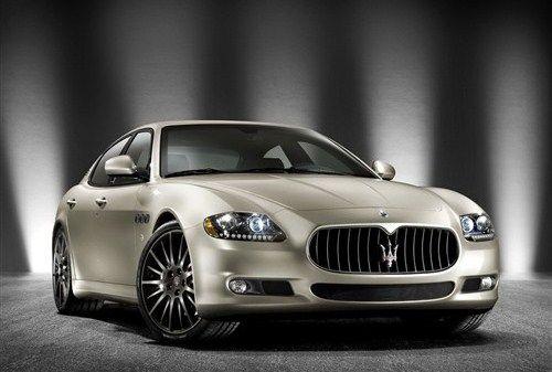 ●新一代玛莎拉蒂总裁   首款将推出的车型将是玛莎拉蒂总高清图片