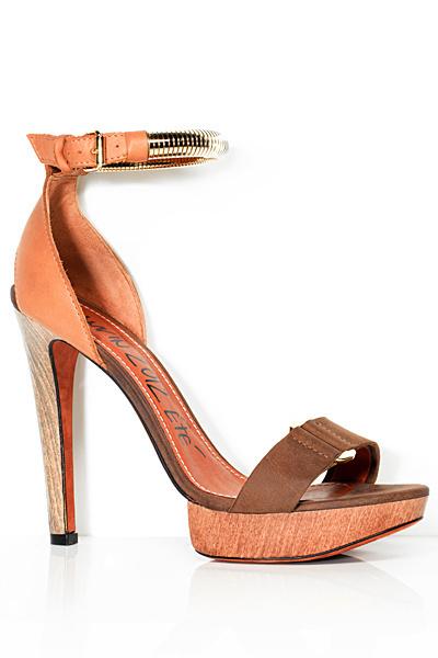 Lanvin 2012春夏鞋履系列