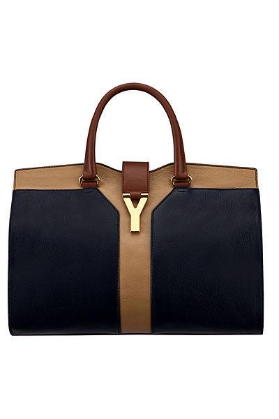 Yves Saint Laurent - Женские сумки - 2012 весна-лето.