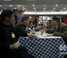 上海政协现场咨询会议气氛热烈