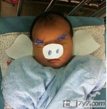 杭州90后实习护士肖诗雨微博上演虐婴门事件