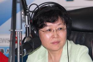 浦东新区副区长谢毓敏做客夏令行动实录