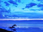 梦幻贝加尔湖之夏光照安加拉河