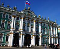 @弹指间:古典油画般的圣彼得堡