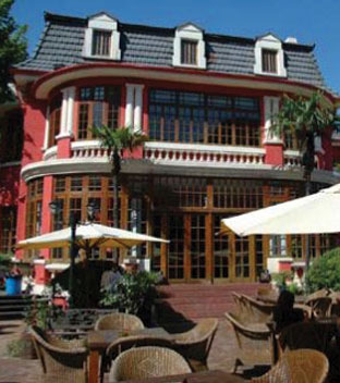 萨沙餐厅:宋子文的故居