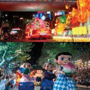 2012年上海旅游节开幕大巡游