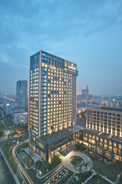 上海万豪酒店集团_上海第19家万豪集团酒店开业:上海漕河泾万丽
