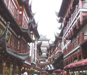 漫步上海10大休闲名街