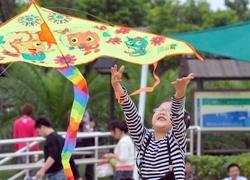 上海旅游节旅游风筝会