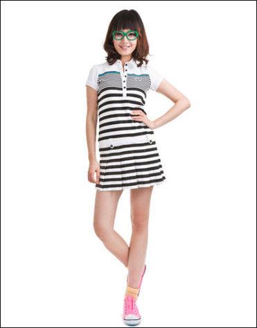 今年最流行的服饰_今年夏天最流行的服装搭配,你知道么