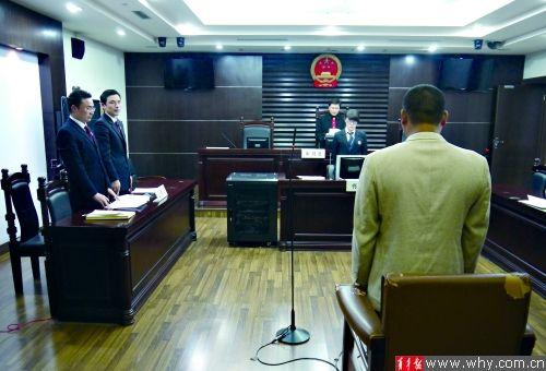 被告人罗某被当庭宣判。青浦检察院供图