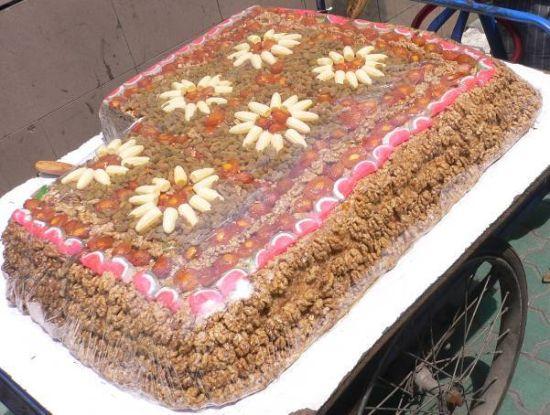 新疆切糕的家常做法_美食精选_新浪上海