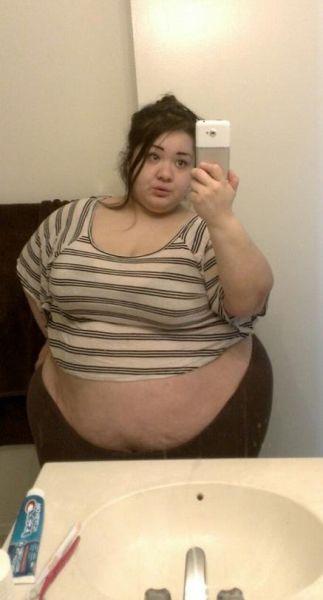 胖子美女励志美国帅哥美国美女  竖