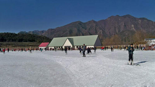 过年去北京旅游推荐 北京地区滑雪场游玩全攻略
