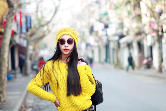 百万时尚博主带你逛杨幂钟情的上海服装店