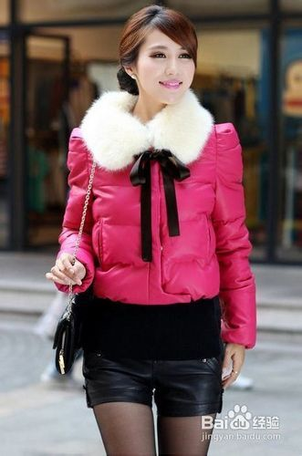 冬季服装搭配小技巧:清新美丽动人