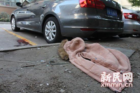 男孩死亡的惨剧让家人痛苦不已。通讯员殷佳维 摄