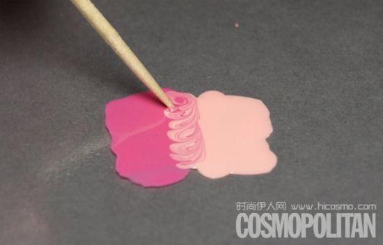 海绵纸做花朵步骤图解