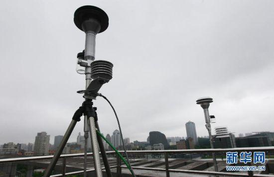 上海开始发布PM2.5全市平均浓度值数据