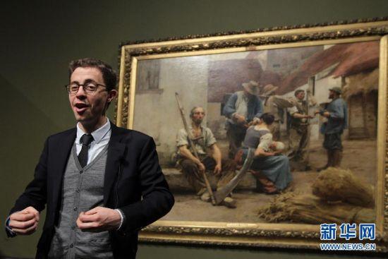 上海:巴黎奥赛博物馆珍藏展即将揭幕