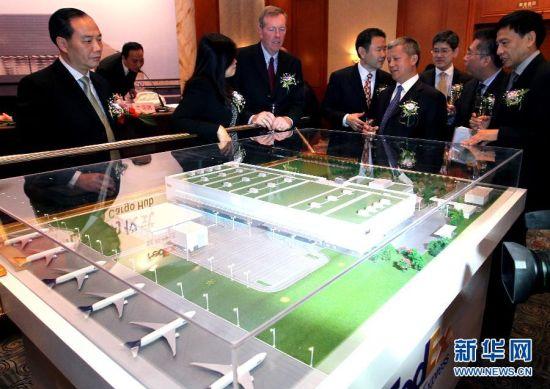 联邦快递将在浦东机场建国际快件和货运中心