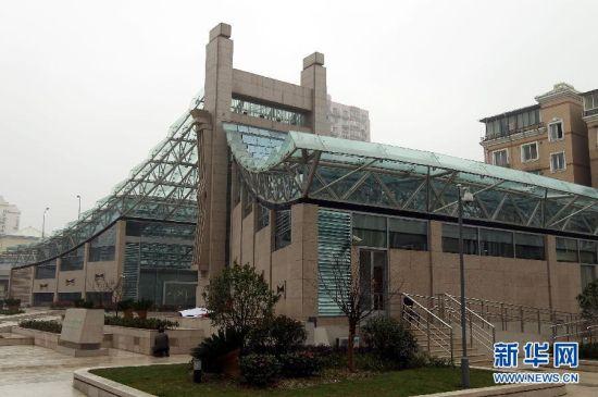 上海在距今700多年的元代水闸上建成遗址博物馆