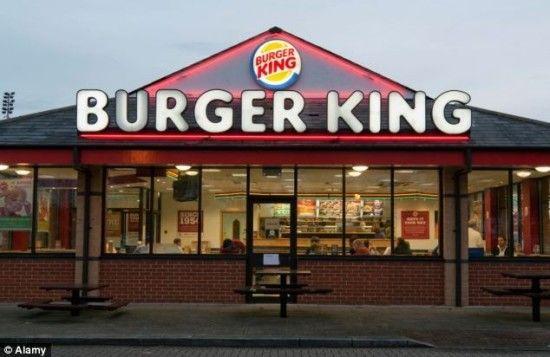 美国快餐巨头汉堡王