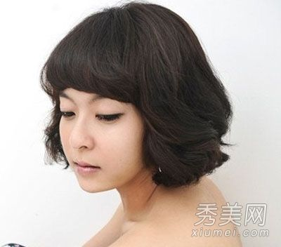 秋冬日系女性短发型 轻松瘦脸卖萌无下限
