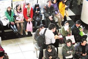 上海购房者抢缴税款