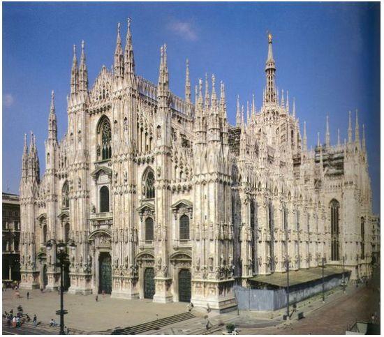 艺术时尚之都意大利米兰旅游景点攻略