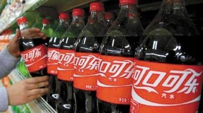 部分饮料瓶中测出重金属锑 涉及可口可乐等品牌