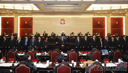 上海市政府多部门出现新面孔:公安局长曾为公安部刑侦局长