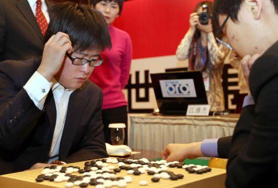 围棋—世界职业围棋团体锦标赛:中国队获亚军