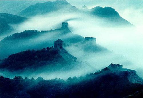 八达岭长城在北京的延庆县