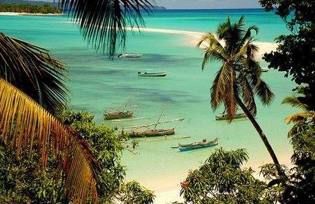 新鲜美地浪漫通行 快乐私奔岛屿