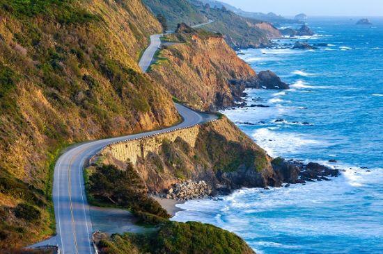 畅游自驾 全球十大风景最美公路