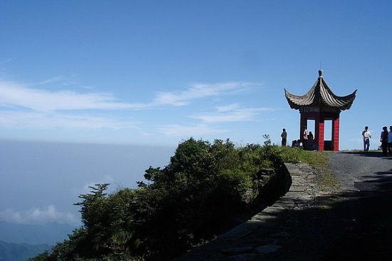 湖北九宫山风景区旅游业swot分析与发展对策
