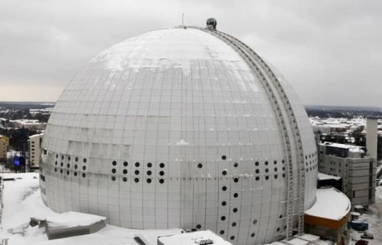 世界最大陵墓,最大帐篷,最大球形建筑