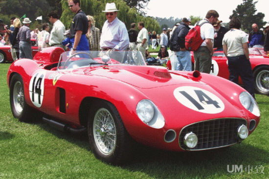 1956 法拉利 860 Monza