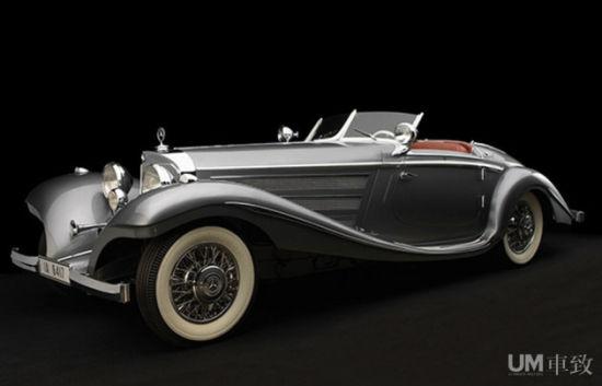 1937 奔驰 540K Special Roadster